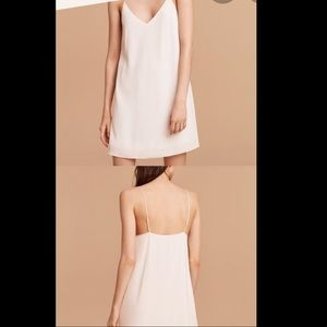 Wilfred vivienne dress light pink
